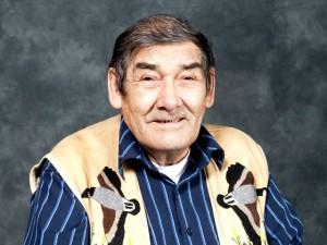 Chief Elder Robbie Matthew