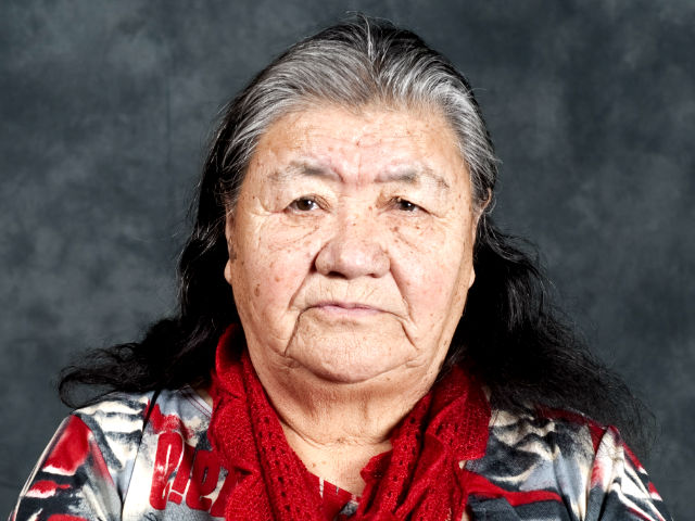 Elder Laurie Petawabano